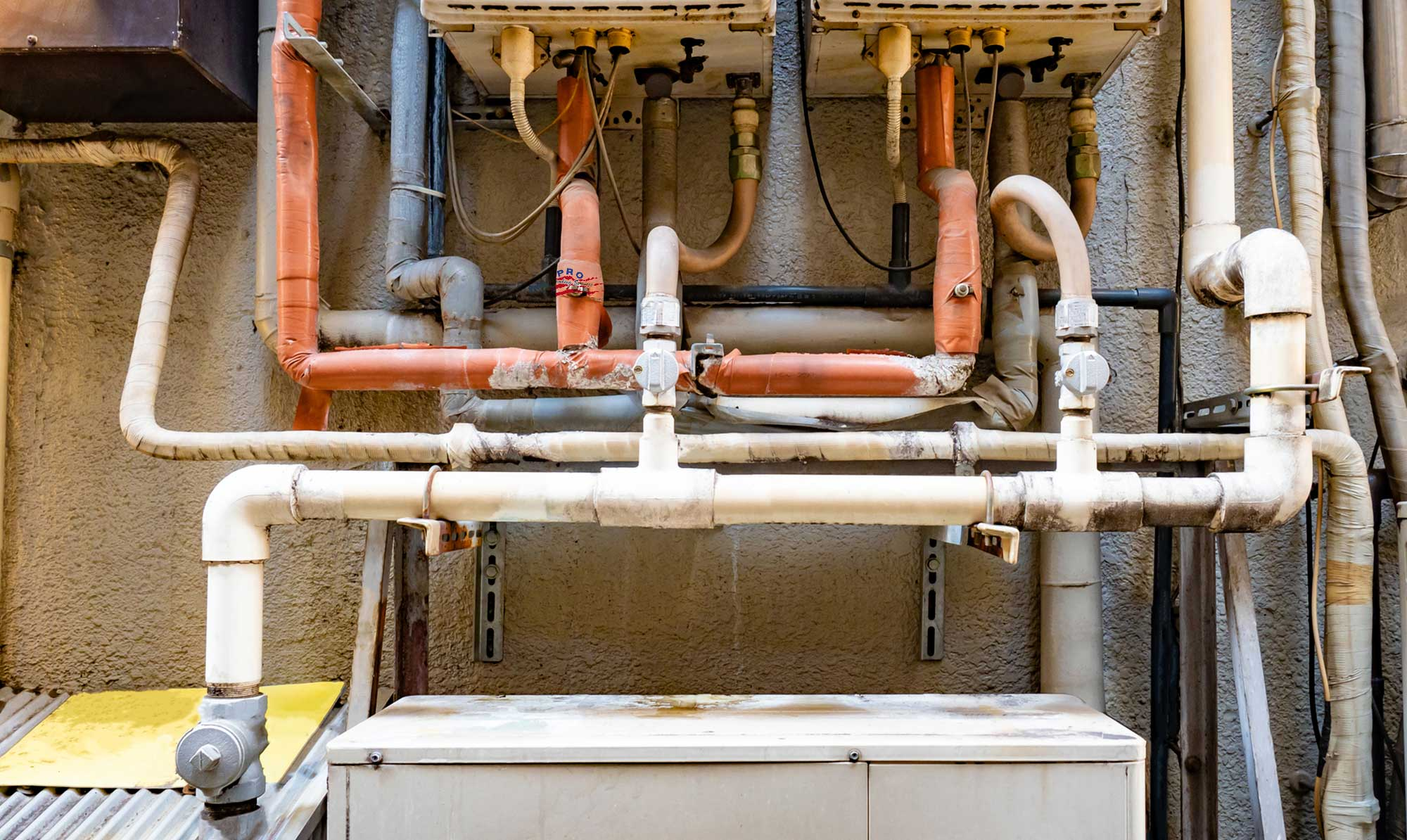 gasline-installation